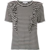 Nk T-Shirt Stripe John Listrada - Preto