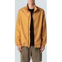 Jaqueta Color Tech-Amarelo Escuro - G