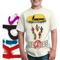 Camiseta Mamonas