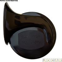 Buzina - Bosch - Modelo Caracol - Windtone 12V - Par - 704480