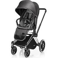 Carrinho De Bebê Reversível Priam Cybex Manhatan Grey