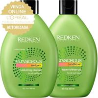 Redken Cachos Com Vida Kit - Shampoo + Condicionador Kit - Unissex-Incolor