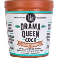 Máscara Nutritiva Lola Cosmetics Drama Queen Coco 230G - Unissex-Incolor