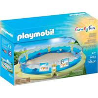 Playmobil - Cercado Para Aquário - 9063 - Sunny