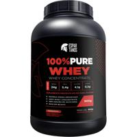 93e402a34 Netshoes  100% Pure Whey Protein Espartanos - 900G - Unissex