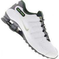 af636f330e8 Tênis Nike Shox Nz Se - Masculino - Branco Cinza Esc