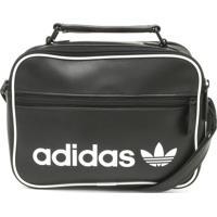 Bolsa Transversal Adidas Originals Mini Airl Vnt Preta