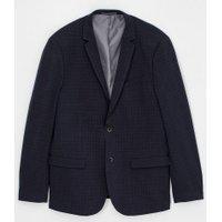 Blazer Traje Super Slim Padronado Em Poliviscose | Preston Field | Azul | 46