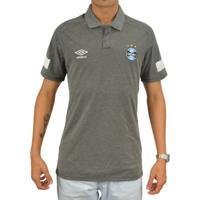 Camisa Polo Umbro Grêmio Viagem 2018
