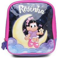 Lancheira Pacific Turma Do Chico Bento Rosinha - Feminino-Roxo+Rosa
