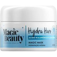Máscara Hidratação Intensa Magic Beauty Hydra Hero - 60G - Unissex-Incolor