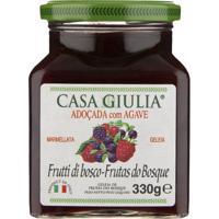 Geleia De Frutas Do Bosque Casa Giulia 330 G