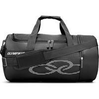 Bolsa Olympikus Gym 37 Litros - Unissex-Preto