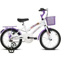 Bicicleta Verden Breeze - Aro 16 - Sem Marchas Lilas