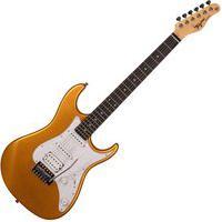 Guitarra Elétrica Tagima Tg-520 Woodstock Gold Yellow