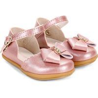 Sapato Infantil Pimpolho Fase Feminino - Feminino