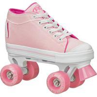 Patins Infantil Quad Roller Derby Zinger Girl F17 - Feminino