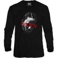 Casaco Moletom Skull Clothing Dawn Masculino - Masculino-Preto
