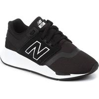 Tênis Infantil New Balance K247 Masculino - Masculino-Preto