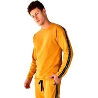 Blusa Moletom Brohood Masculino Masculino - Masculino-Amarelo