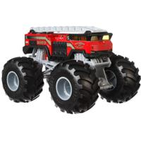 Carrinho Hot Wheels Monster Trucks 5 Alarm - Mattel