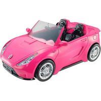 Boneca Barbie Carro Conversível Glam