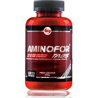 Aminofor 120 Tabletes - Vitafor - Tangerina - Unissex