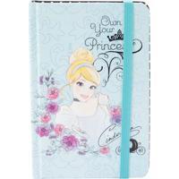Caderno De Anotações Cinderela - Zona Criativa
