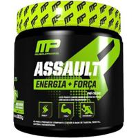 ba08c04fec Netshoes  Assault 300 G - Muscle Pharm - Unissex