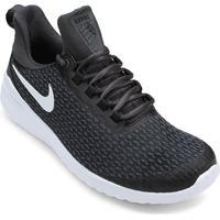 Tênis Nike Renew Rival Masculino - Masculino-Preto+Branco