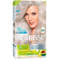 Coloração Nutrisse Garnier 12 Louro Platinado Perfeito Louro - Unissex-Incolor