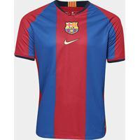 Camisa Barcelona 98/99 S/N° Torcedor Nike Masculina - Edição Limitada - Masculino