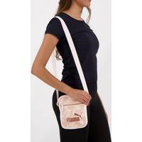 Bolsa Puma Wmn Core Up Portable Rosa