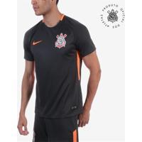... Camisa Nike Corinthians Iii 2017 2018 Jogador Masculina d43bd68fd63