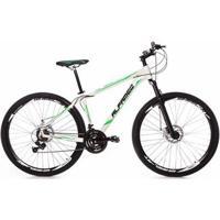 Bicicleta Aro 29 Alfameq Zahav Freio A Disco 24V Quadro 21 - Masculino
