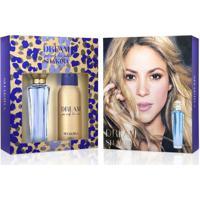 Kit Shakira Dream Feminino Eau De Toilette + Desodorante