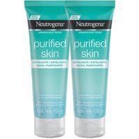 Kit 2 Esfoliantes Facial Neutrogena Purified Skin 100G