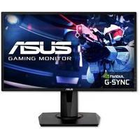 Monitor Gamer Led Asus 24´, Full Hd, Hdmi/Dvi-D/Display Port, Gsync Compatível, Adaptative Sync, 165 Hz, 0.5 Ms - Vg248Qg