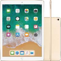 Tablet Apple Ipad Pro 12.9'' Wi-Fi 512 Gb Mpll2Cl/A Dourado