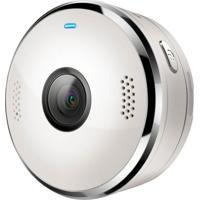 Câmera De Ação Motorola Verve Cam Wifi + Ca001A Branco