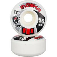 Roda Moska White Rock 55 - Unissex