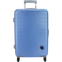 Mala De Viagem Grande Nápoles Stradda (Azul, G)