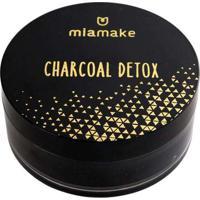 Esfoliante Facial Charcoal Detox Miamake Único Pre