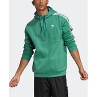 Blusão E Jaqueta Adidas 3 Stripe Verde