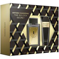 Kit 1 Perfume Masculino The Golden Secret Antonio Banderas 100Ml + 1 Pós Barba 75Ml - Masculino