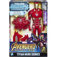 Homem De Ferro Eletrônico Guerra Infinita Marvel - Hasbro E0606