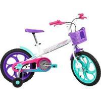 Bicicleta Infantil Caloi Ceci Aro 16 - Feminino