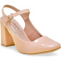 Sapato Fem Ramarim 16-97101 Amendoa
