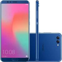 Smartphone Huawei Honor View 10 128Gb Bkl-L04 Desbloqueado Azul