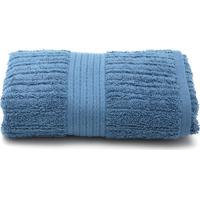 Toalha De Rosto Buddemeyer Fio Penteado 48X85 Azul